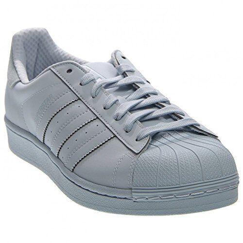 purchase cheap 9b2f3 316c0 adidas Originals Men s Superstar Adicolor Fashion Sneaker - Choose Sz Color  6 D(m) US Halo Blue for sale online   eBay