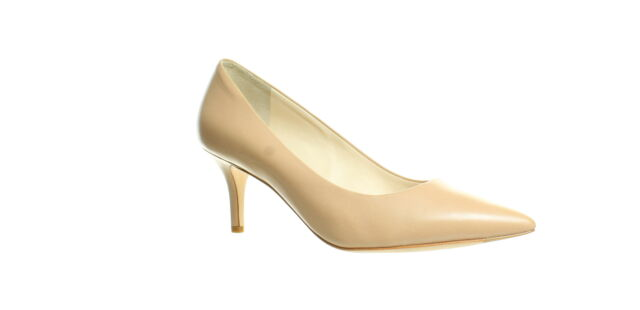 Cole Haan Womens Tan Pumps Size 7 (1308694)