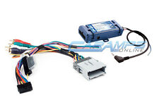 CAR STEREO AUDIO RADIO CD DVD PLAYER INSTALLATI​ON INTERFACE W/ WIRE HARNESS