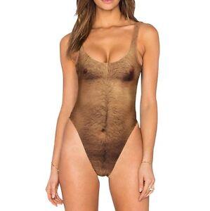 Donna Costume Marrone Beloved A Sexy Gamba Intero Nuovo Torace Alto n56vPqY00