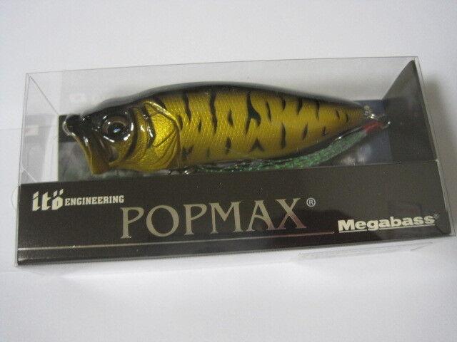 Megabass Ito popmax Tora 30th Color  limitada 30th aniversario nuevo en paquete    pop-Max  compras en linea