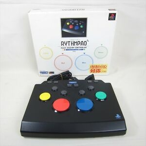 PS-ASCII-RYTHM-PAD-Music-Session-Controller-Boxed-Playstation-Import-JAPAN-2075