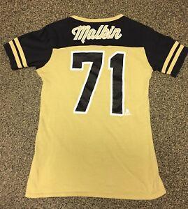 2cd825efe3d Pittsburgh Penguins ~ Malkin Ladies Sz 11/13 Large Gold T-Shirt ...