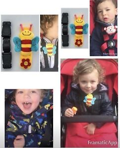 Image Is Loading Car Seat Houdini Strap Chest Clip 5 Point