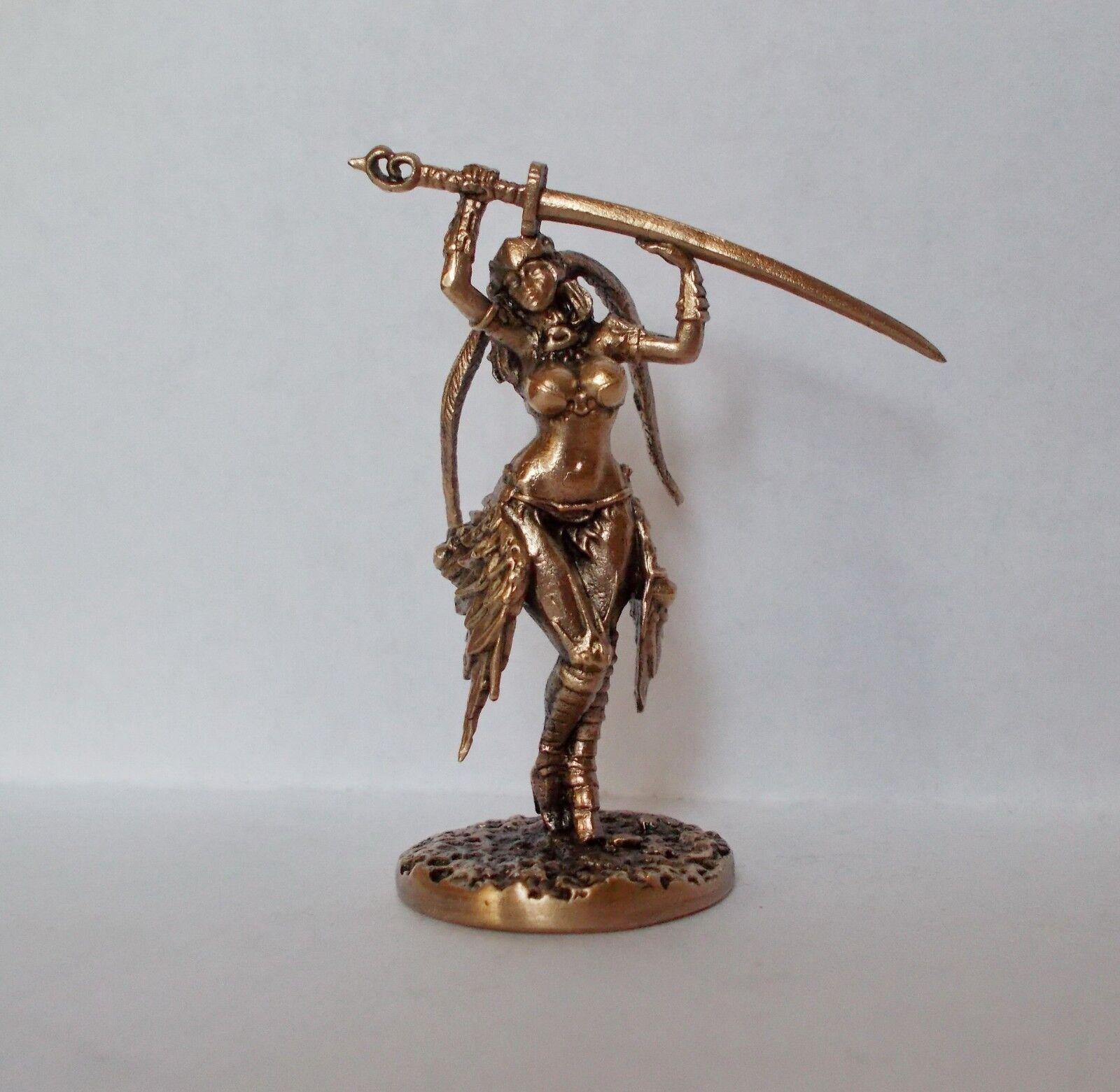 Reino de la muerte Pinup Phoenix Bailarina Bronce  DK14 de conversión (Metal)