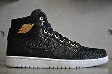 Nike Air Jordan 1 Pinnacle - Black/Metallic Gold 10 UK 11 US 45 EUR