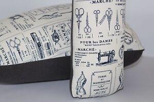 Fashion Tailor Dressmaking Ham & Sleeve Sausage Fabric Press