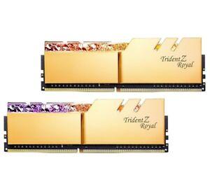 G-Skill-DIMM-288-16-GB-DDR4-4266-Trident-Z-Royal-GOLD-Kit-F4-4266C19D-16GTRG