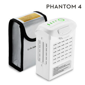 For-DJI-Phantom-4-Pro-Pro-Intelligent-Flight-Battery-15-2V-5350mAh