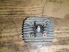 Rupp L 80 RMT 80? Mini Bike Fuji Motor cylinder head I have more parts