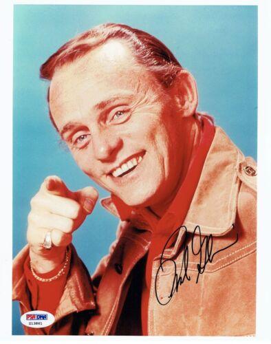 Frank Gorshin Signed Authentic Autographed 8x10 Photo PSA/DNA #Z13861
