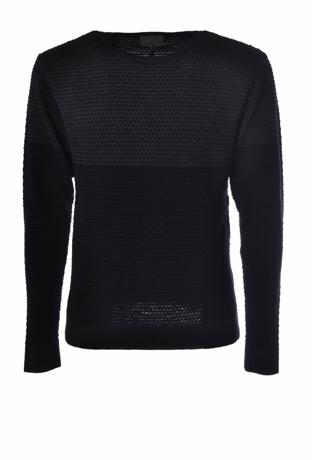 Diktat  -  Sweaters - Male - Blau - 2626028N173748