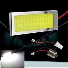 10X T10/BA15S 6000K White RV Trailer Interior 12V COB 36-LED Light Panels