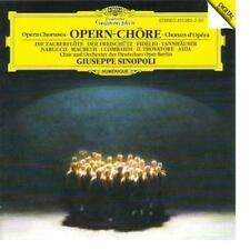 Giuseppe Sinopoli - Opernchöre