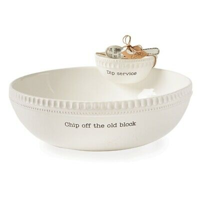 Mud Pie Circa Collection Just Berried Ceramic Berry Basket Bowl and Spoon Set