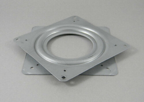 4 INCH-300 lb  MADE IN USA FLAT LAZY SUSAN BEARINGS