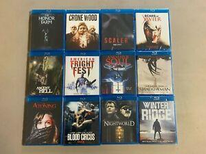 Blu-ray-lot-Ascent-to-Hell-Atoning-Winter-Ridge-Night-World-Awaken-Shadowman-Sca
