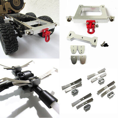 1//16 RC Accessory Rear Axle Assembly for WPL B14 B16 C14 C24 Miltary Truck