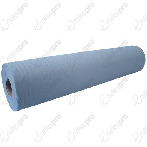 Blue Couch Roll - 50 m Long - 48 cm large - 2Ply-Perforé-en vrac acheter promos
