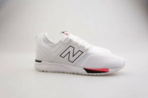 Details about MRL247WR New Balance Men 247 Classic + MRL247WR white black