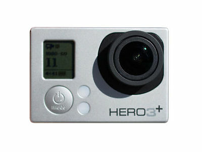 GoPro HERO3+ Silver Edition Camera (CHDHN-302)