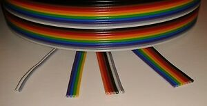 Ribbon-Cable-2A-3D-Printer-Stepper-Motors-amp-End-Stop-Switch-Wire-24AWG