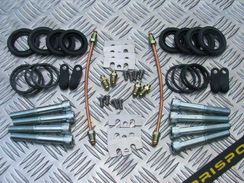 2 calipers Peugeot 406 Brembo Caliper rebuild kit complete with seal kit