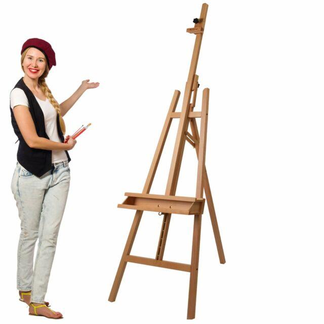 6625 Jakar Aluminium Artists Painting Lightweight Desk Easel Watercolour Table