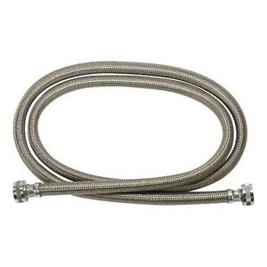 New GE 4 ft Washer Inlet Hose 2 Pack Hot and Cold WX14X10005 Free Ship USA