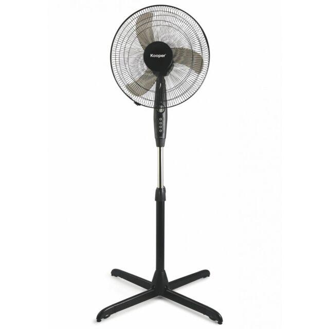 Ventilatore a Piantana 3 Velocit/à Oscillante