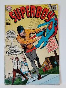 Superboy-161-December-1969-DC-Superman-Silver-Age-Comics-Comic-Book-Neal-Adams
