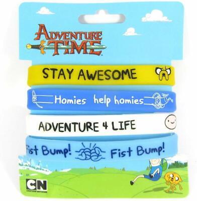 Adventure Time friendship bracelets Finn /& Jake Free UK Postage!