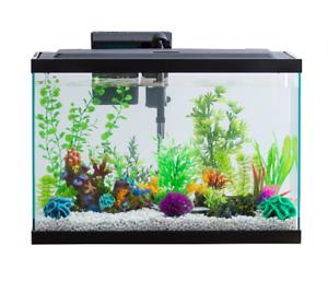 29-Gallon-Fish-Aquarium-Starter-Pack-with-LED-Fish-Tank-Complete-Aqua-Kit-Filter