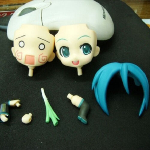 "Anime VOCALOID Hatsune Miku Project Diva Figma 4/"" Nendoroid Action Figures Toys"