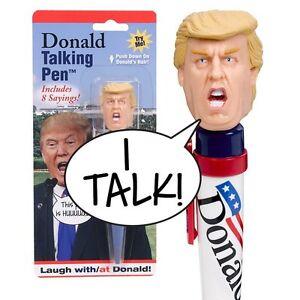 Donald-Talking-Pen-8-MAGA-Sayings-Trump-039-s-REAL-VOICE-Republican-GOP-President
