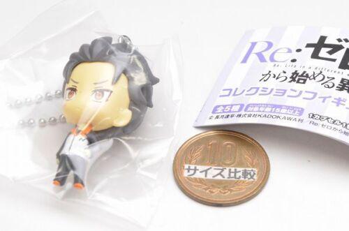 Re:Zero Anime Swing Mascot Cute Keychain Charm SD Figure ~ Natsuki Subaru @71095