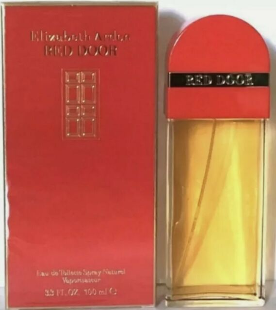 Red Door Elizabeth Arden 3.3oz/ 100mL Eau de Toilette Spray for Women New In Box