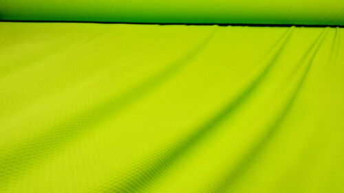 New Texture Lycra 4 Way Stretch Dancewear Sportswear Fabric Material 8 Colours