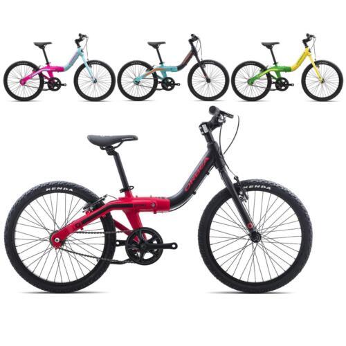 Orbea Grow 2 Kinder Fahrrad 20 Zoll 1 Gang Rad Aluminium mitwachsend einstellbar