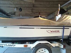 NEW BOSTON WHALER HARPOON HULL DECAL SET BLACK Ft Models EBay - Sporting boat decalsboston whaler decals ebay