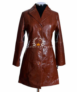 Rita Tan Ladies Womens Smart Casual Real Cowhide Leather