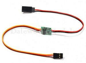 Dr-Mad-Thrust-RC-Receiver-Operated-Electronic-On-Off-Switch-2A-RC-Remote-Cont