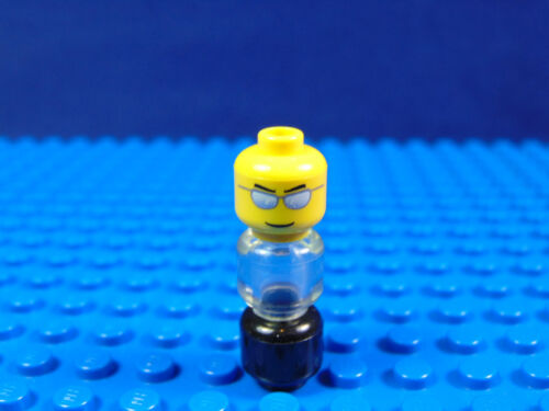 LEGO-SERIES CITY MINIFIGURES X 1 HEAD BRAND NEW TAKE A LOOK