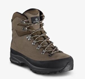 Scarpa Kailash Trek Goretex Mens Waterproof Hiking Boots Gray-Blue