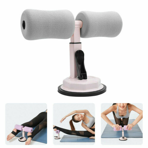 Sit Up Bar Assistant Gym Abdominal Abs Workout Machine Equipment Home Fitness US