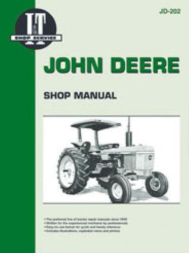 John Deere Manual 2510 2520 2040 2240 2440 2510 2520 2630 2640 4040 4240 4440