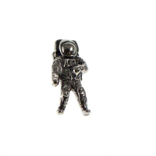 Geschenk Brosche Weltraum Nasa Sci-Fi Neu Astronaut Zinn Revers Anstecknadel