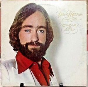 DAVE-MASON-Mariposa-De-Oro-Album-Released-1978-Vinyl-Record-Collection-USA