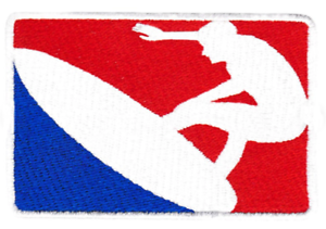 Cool Surfing Major League Surfer Shirt Patch Badge 10cm 4 inch