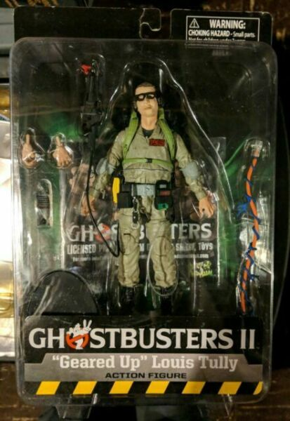 Deluxe Ghostbusters 2 Select Series 6 Louis Tully Action Figure